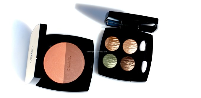 CHANEL Summer 2016 quad & bronzer 3