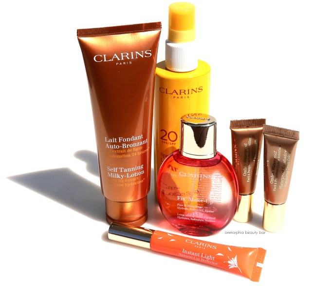 Clarins Summer 2016 collection