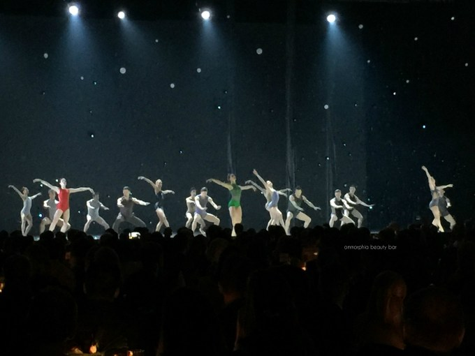 Grands Ballets Gala dancers 3
