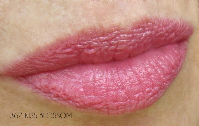 Guerlain Kiss Blossom Summer 2016 swatch