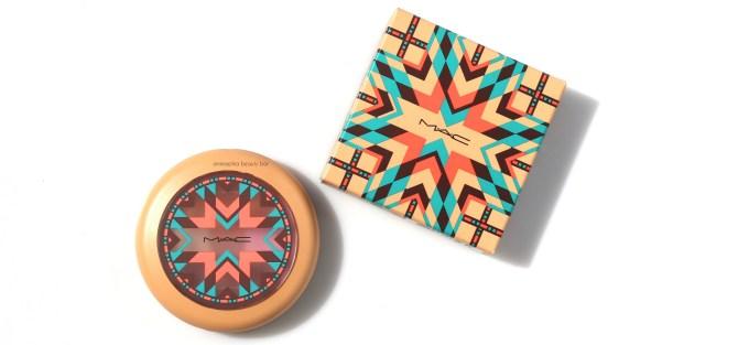 MAC Vibe Tribe Gleamtones Powder packaging