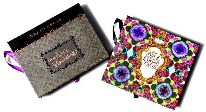 UD Alice palettes closed