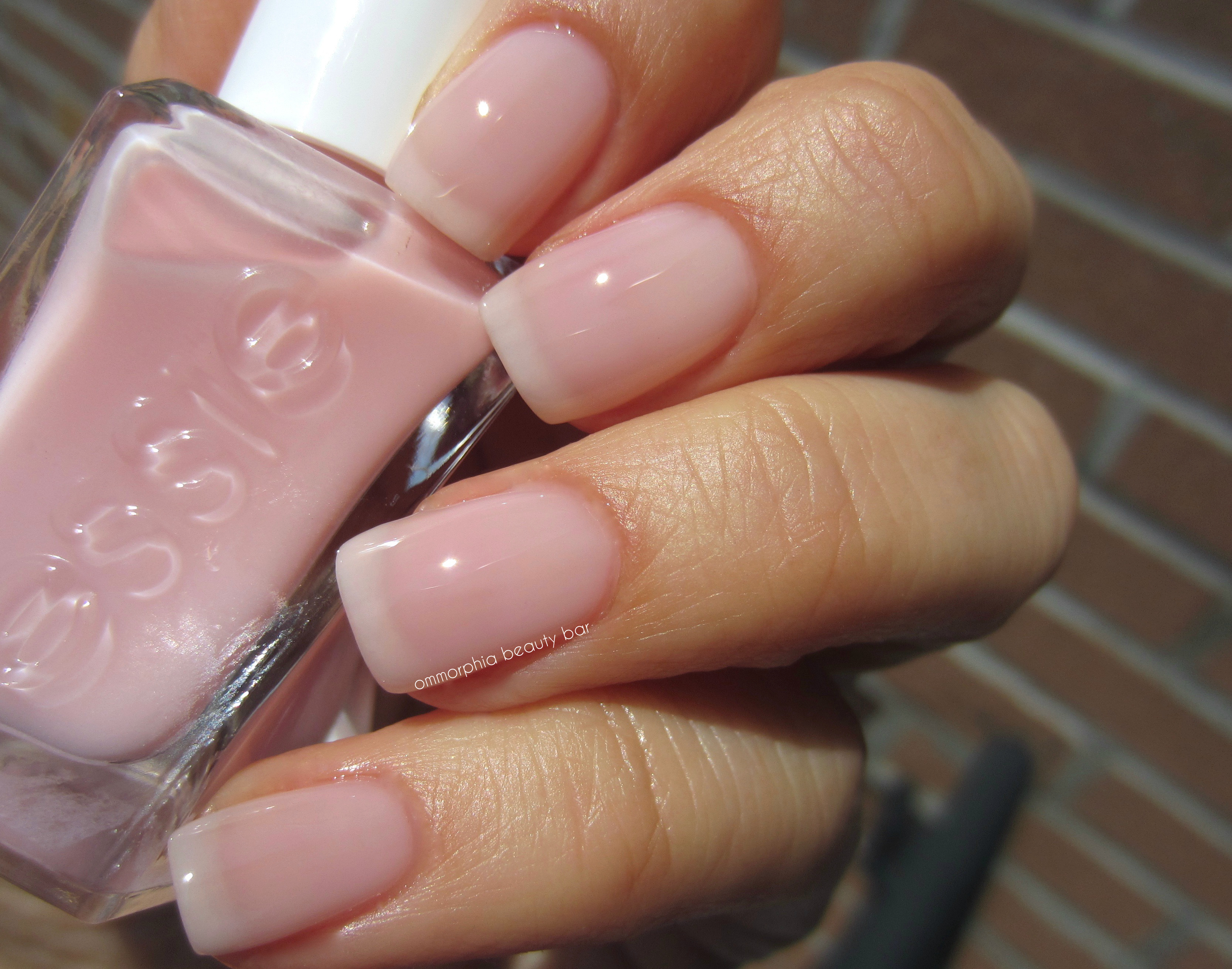Essie gel couture ommorphia beauty bar bloglovin sheer fantasy atelier sheerest baby pink with a hybrid crme jelly formula that is definitely not meant to be opaque glossy self levelling and parisarafo Images