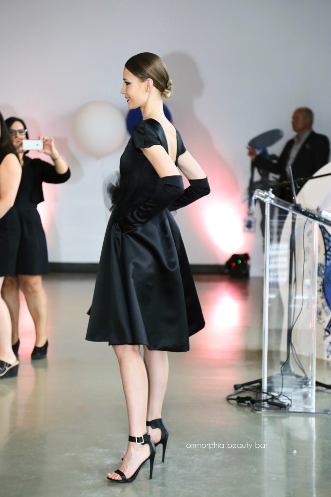 Guerlain LPRN fashion show 8