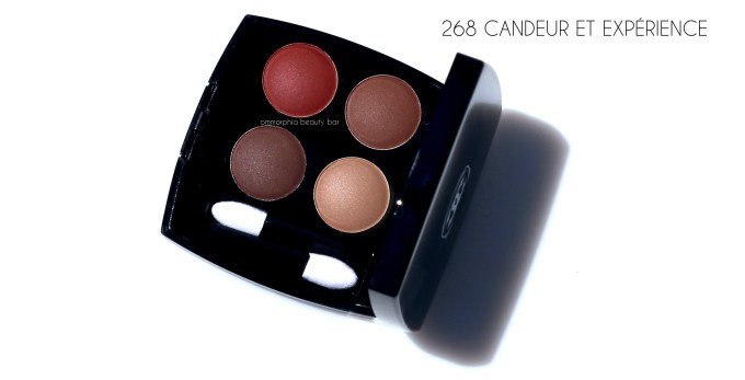 CHANEL Le Rouge eyeshadow palette