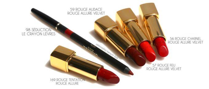 CHANEL Le Rouge lippie & pencil