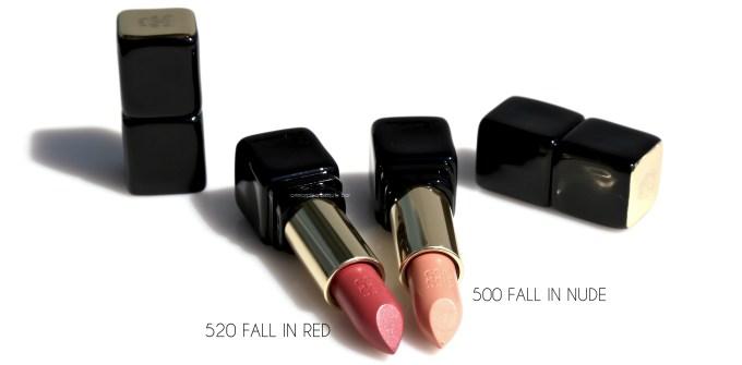 Guerlain Fall 2016 lipsticks