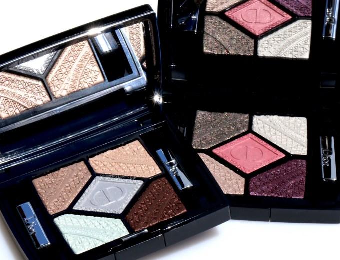 Dior Skyline eyeshadow palettes 2