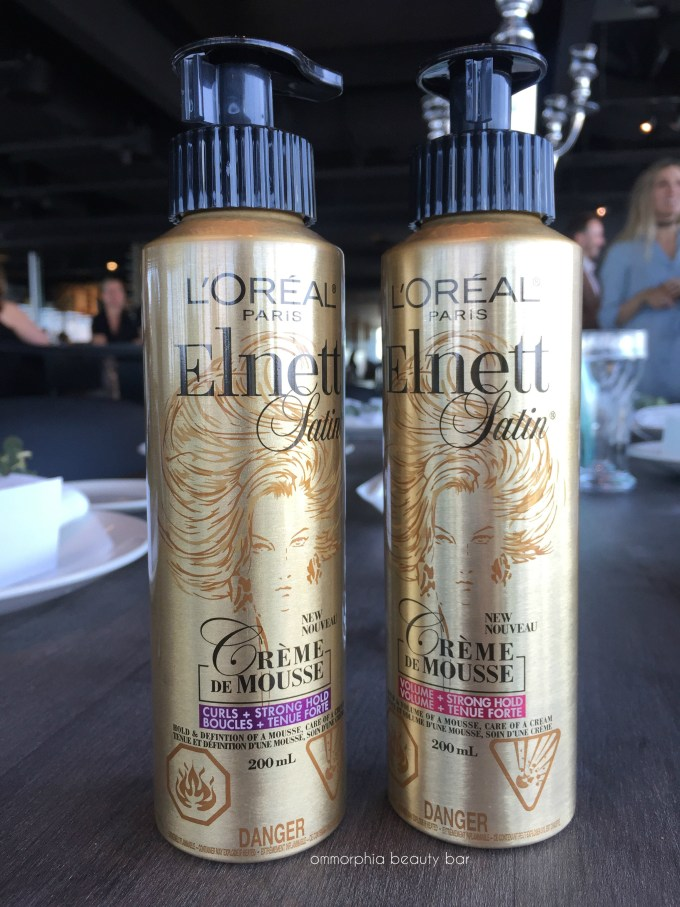 L'Oreal Pure-Clay event haircare