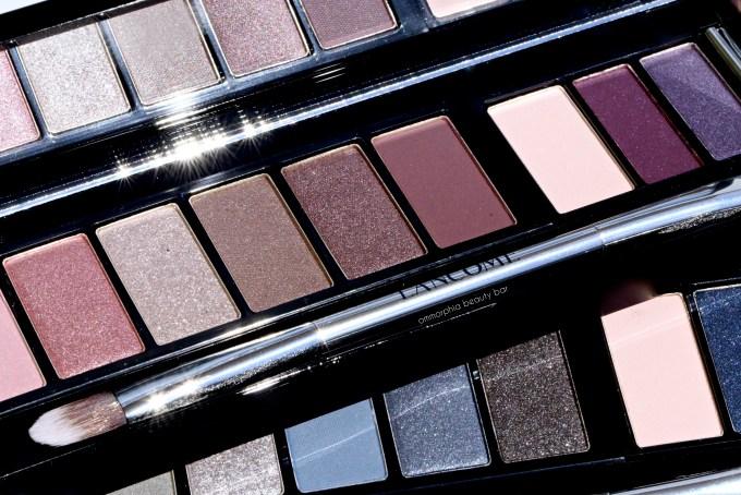 Lancome Sonia Rykiel palettes closer