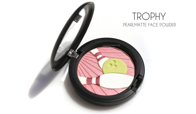 MAC Triphy Pearlmatte Face Powder