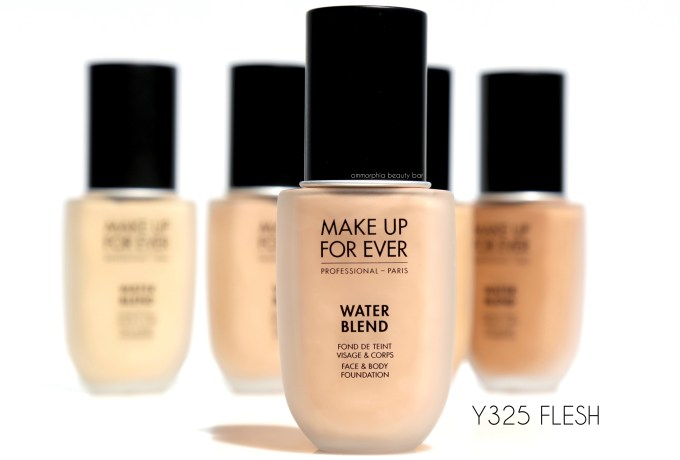 MUFE Y325 Water Blend Foundation