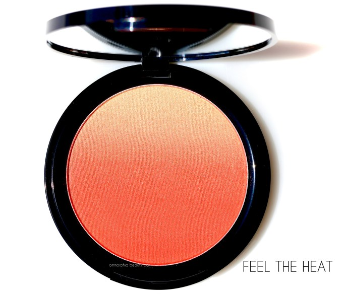 NYX Feel the Heat Ombré Blush