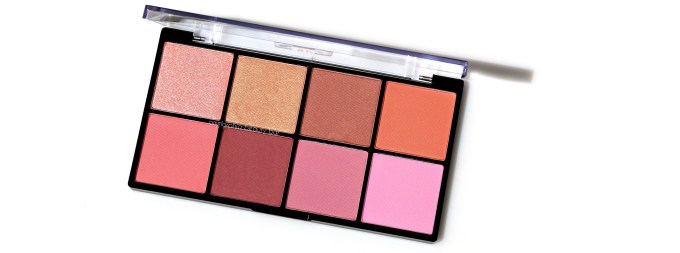 NYX Sweet Cheeks Blush Palette 2