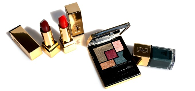 YSL Scandal Collection closer