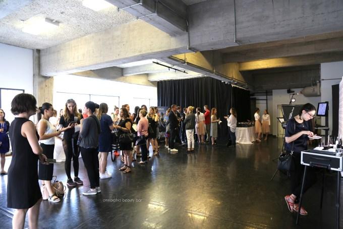 Lise Watier x Grands Ballets media