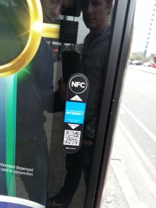 Omnichannel is coming, NFC tag