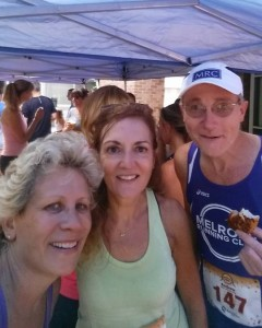 Cambridge fall classic, 5k races, slow and thirsties