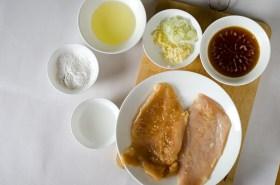 Healthy Lemon Chicken - Ingredients | Omnivore's Cookbook