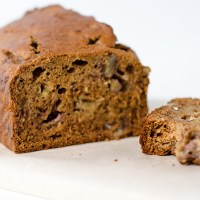 Low Sugar Banana Bread