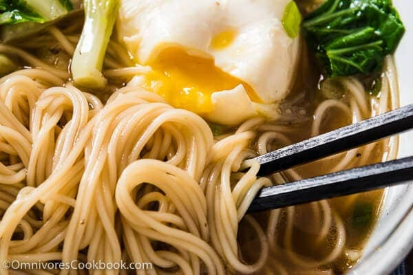 Easy Soy Sauce Noodles (杨春面)
