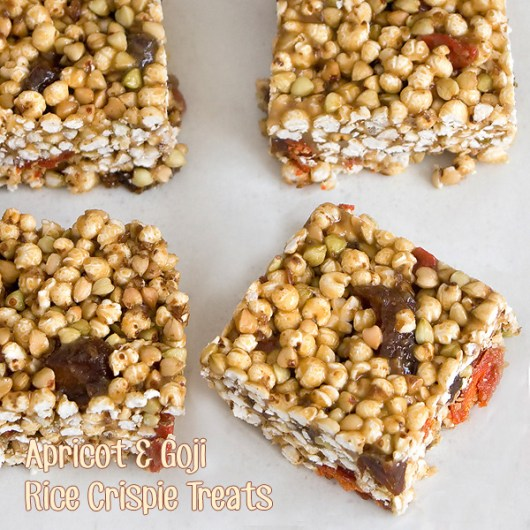 Om Nom Ally - Rice Crispie Treats