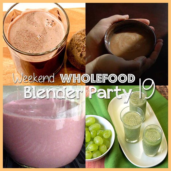 Weekend Wholefood Blender Party - Om Nom Ally