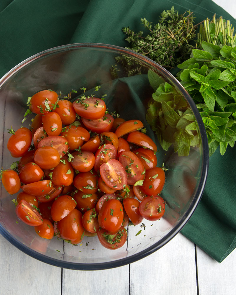 How to Make 'Sun-Dried' Dehydrated Tomatoes @OmNomAlly