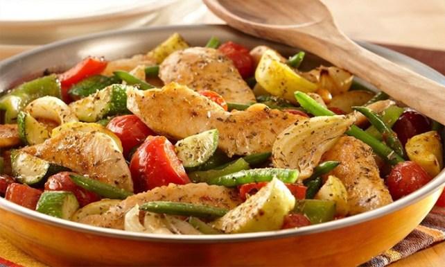 chicken-vegetables