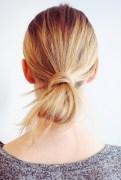 bun-DIY-hairstyle
