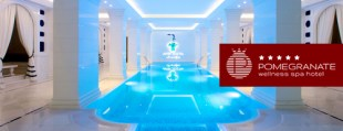Halkidiki Resort - 5 Star Hotel | Pomegranate Spa Hotel