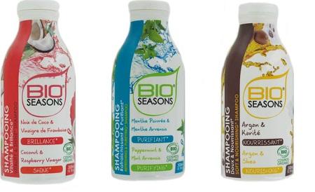 bio seasons shampoo
