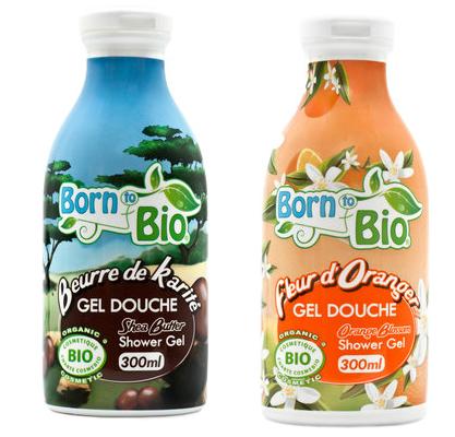 born to bio shower gel