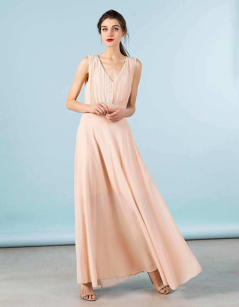 FLOWY MΑΧΙ DRESS
