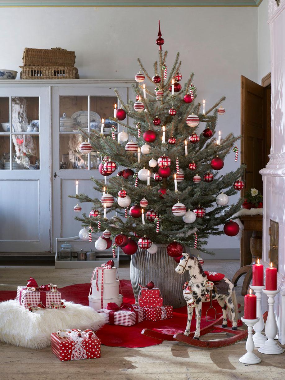 χριστουγεννιάτικη διακόσμηση8