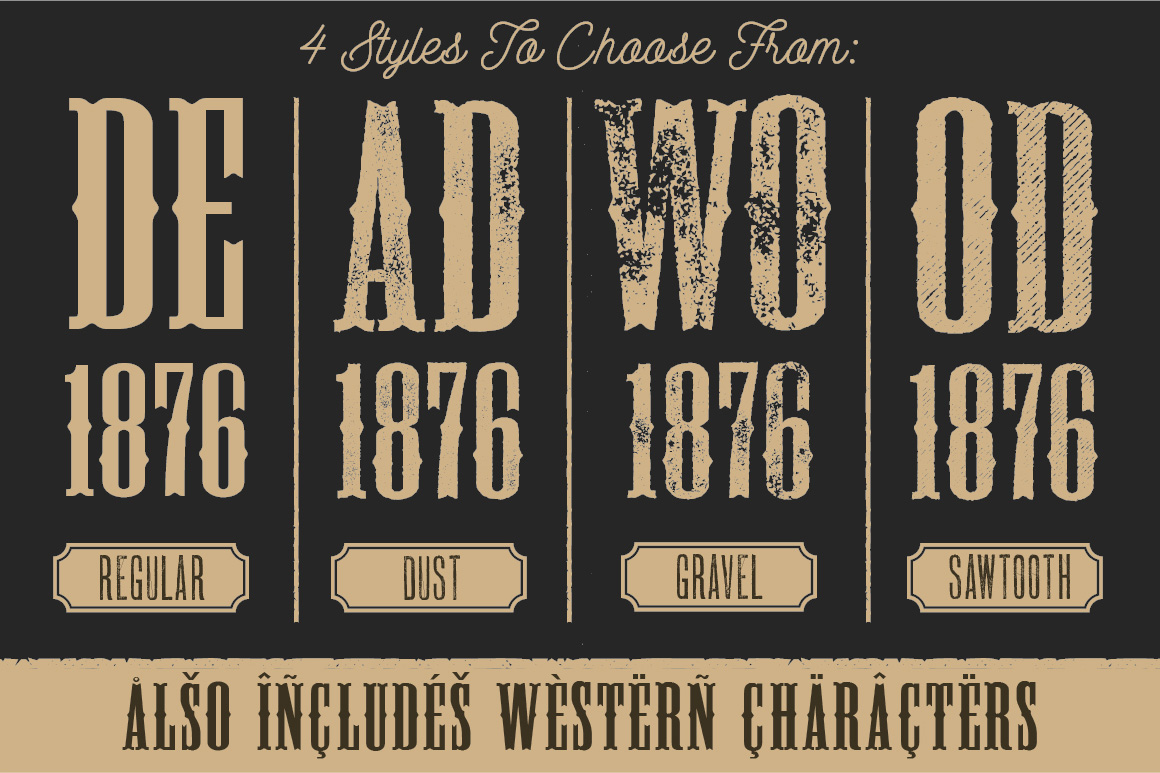 Irresistible Only Off Now Til January Deadwood Condensed Font Silhouettes Once Blind Studios West Script Fonts West Fonts Microsoft Word Get This Font dpreview Old West Fonts