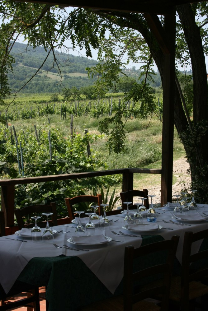 Featured Photo Friday | Lunch in Tuscany