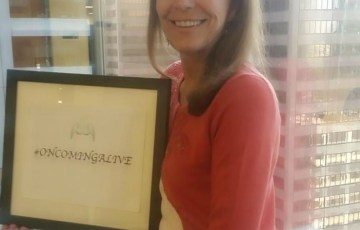 Forever Kalei's Mom Lorene Holizki #oncomingalive