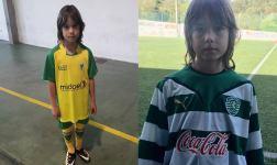 Jovem jogador do macedense contratado para o Sporting CP
