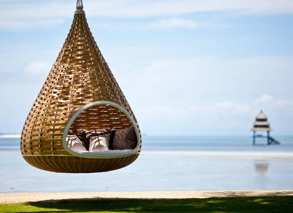 furniture that commune with nature
