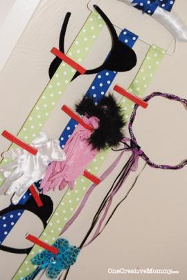 #DIY #Dress Up #Storage Ideas for #Kids