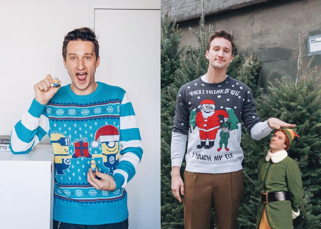 Amazon Sweater 1