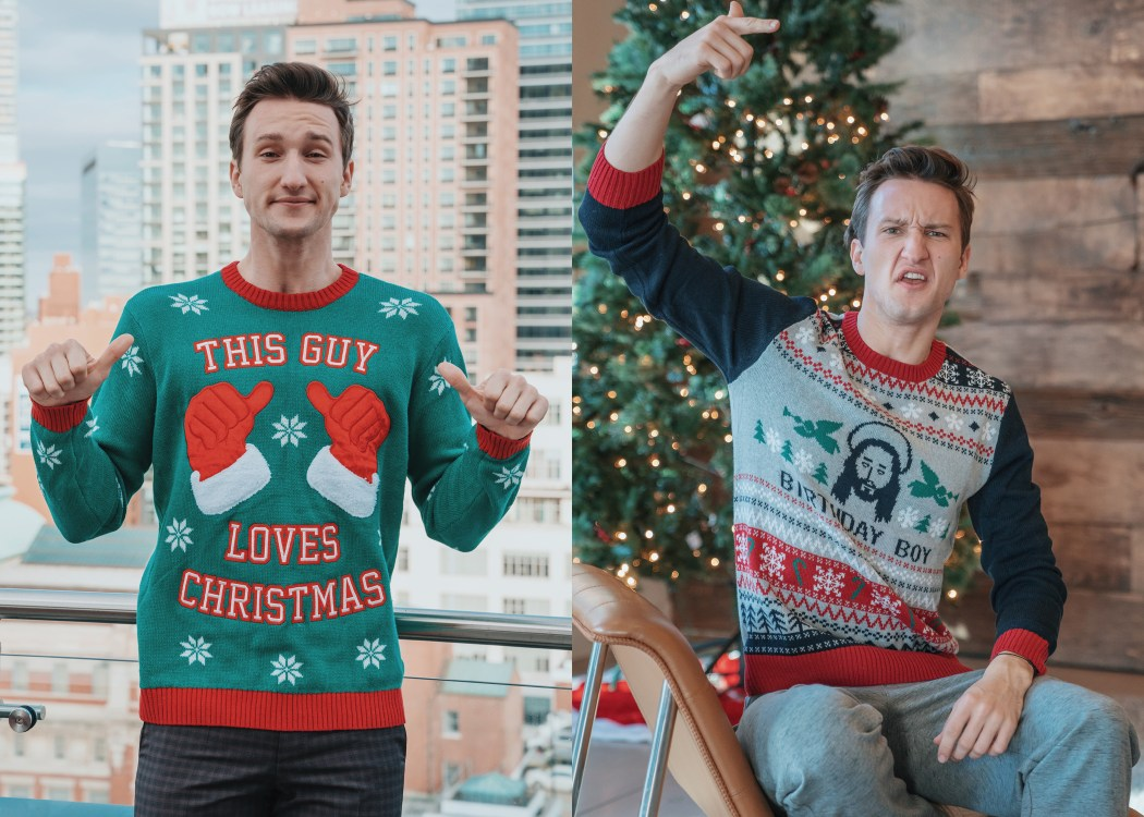 Amazon Sweater 4