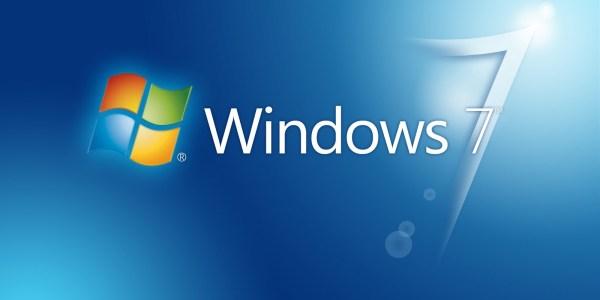 Windows 7 disminuye su participación de mercado