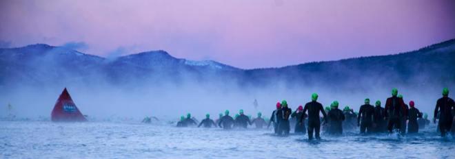 Ironman Lake Tahoe Swim