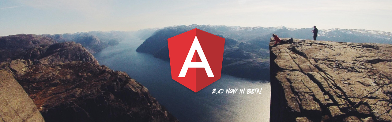 Angular 2 Website