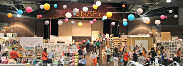 Queen Bee Market SNAP! 2013 {Onekriegerchick.com}