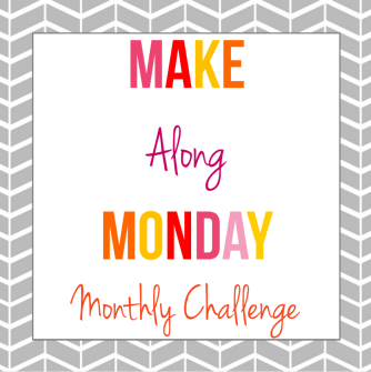 Make Along Monday image