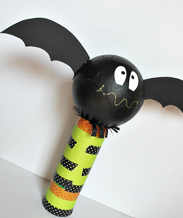Bat Halloween Candy Dispenser
