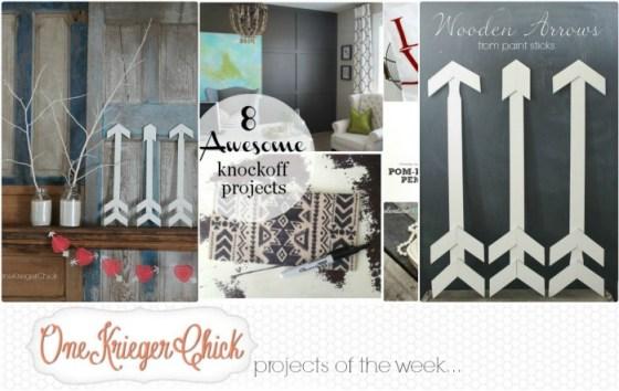 Onekriegerchick projects week 6